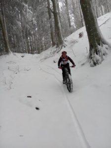 Fat bike, Fabio Cicognani